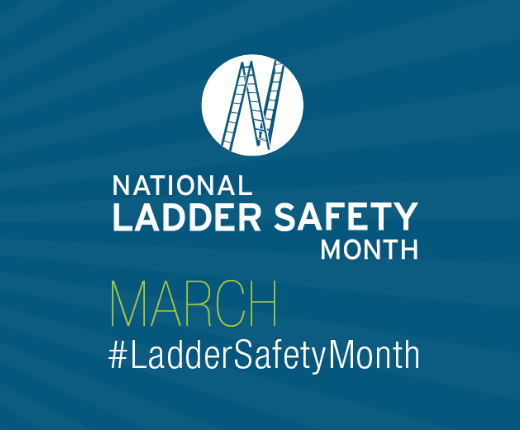 National Ladder Safety Month
